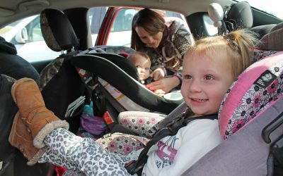 Child Safety Seat Check Scheduled for May 12th