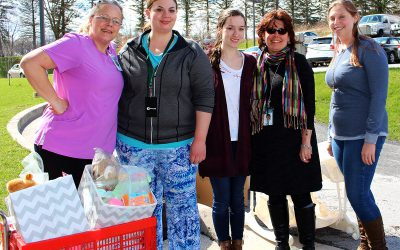 Large Baby Supply Donation Received By GCHD Early Care Programs