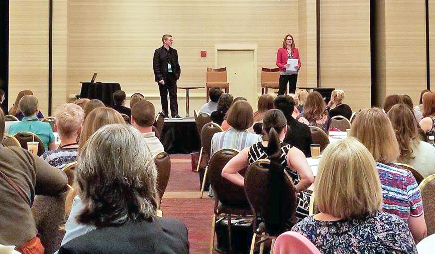 GCHD Planning Team Delivers Keynote Address At National Conference
