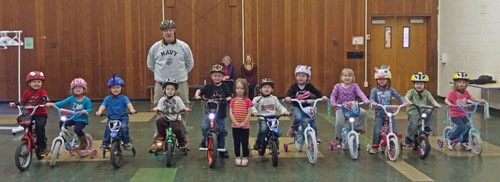 Bike Safety Garrett County Health Department