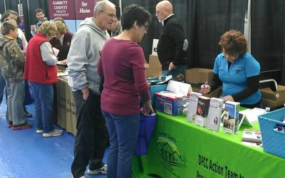2017 Garrett County Health Fair Draws A Crowd