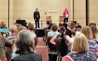GCHD Planning Team Delivers Keynote Address At National Conference