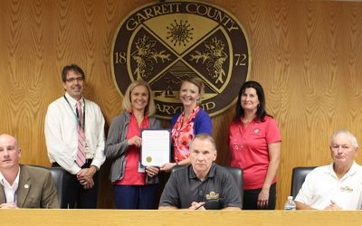 October is Declared Breast Cancer Awareness Month in Garrett County