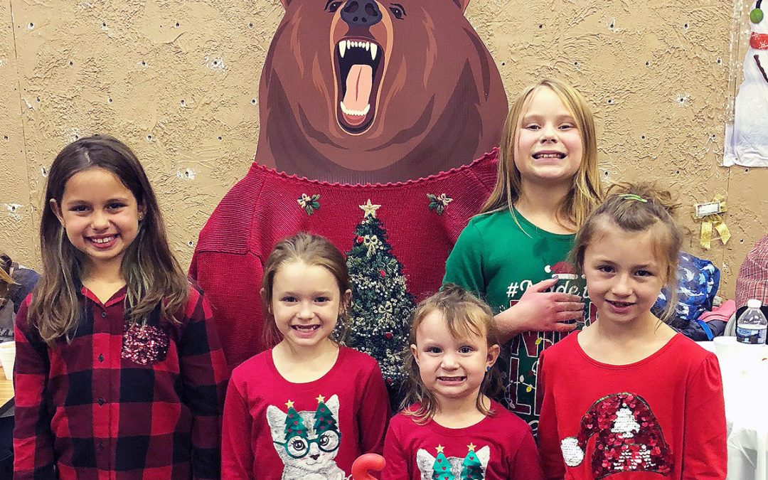 Drug-Free Communities Coalition Debuts Bernard the Bear
