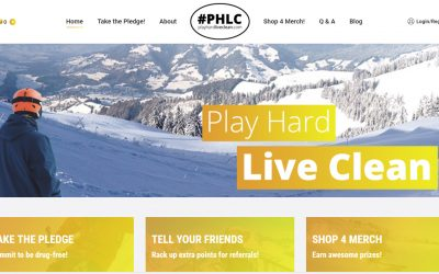 PHLC Campaign Promotes Clean Living for All Youth