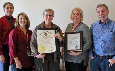 Tina Buckel Retires from GCHD Environmental Health