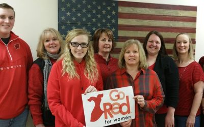GCC Technologies Promotes Wear Red Day
